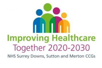 Improving Healthcare Together logo