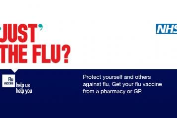 just the flu campaign