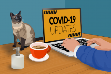 covid 19 working from home